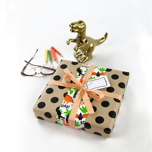 Play. Timeout Complimentary Kids Gift Wrap by Wrap Co