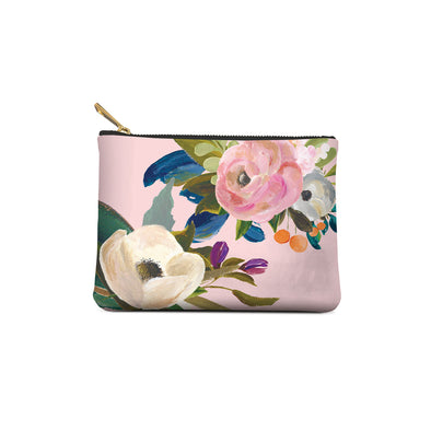 Studio Oh Bella Flora Small Pouch