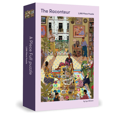 The Raconteur 1000 Piece Puzzle