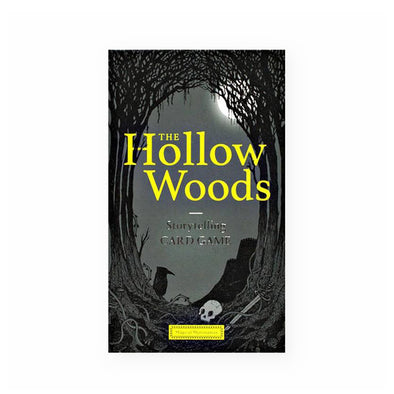 The Hollow Woods Storytelling Card Game