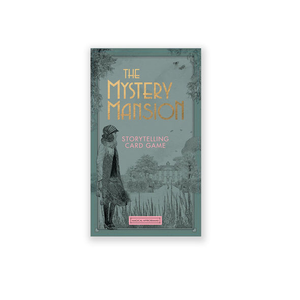 The Mystery Mansion Storytelling Card Game
