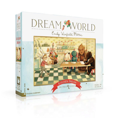 Dream World Kitchen Dream 300 Piece Jigsaw Puzzle