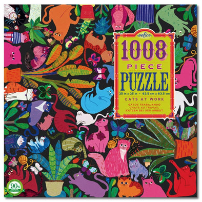 eebboo-cats-at-work-1000-piece-puzzle