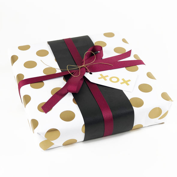 Play Timeout For The Love Of Spots Complimentary Wrapping