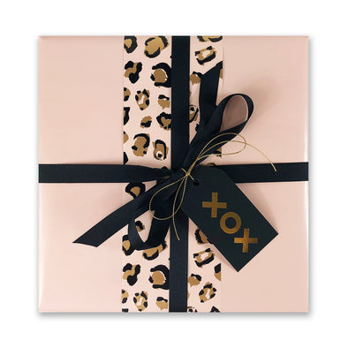 Play. Timeout Complimentary Glamour Gift Wrap by Wrap Co