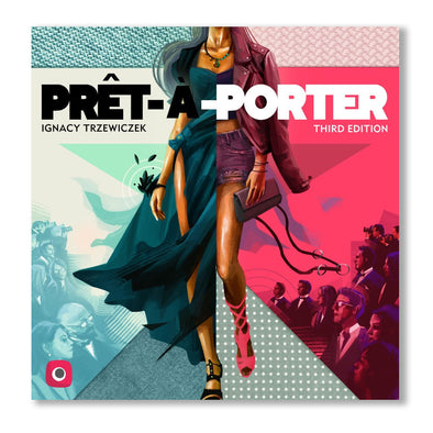 Pret a Porter Board Game