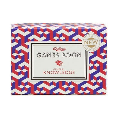 Ridley's Games Room General Knowledge Quiz V2