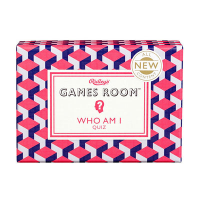 Ridley's Games Room Who Am I Quiz V2