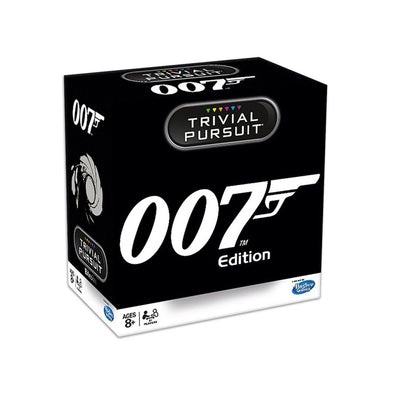 007 James Bond Trivial Pursuit Game