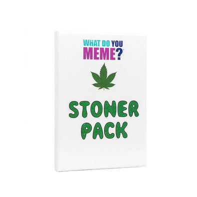 What Do You Meme? Stoner Expansion Pack Card Game