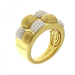 CHIMENTO DUNE DIAMOND RING - M&R Jewelers