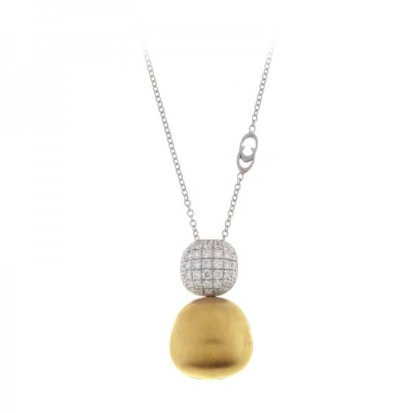 CHIMENTO DUNE DIAMOND PENDANT - M&R Jewelers
