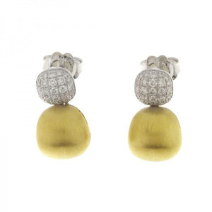 CHIMENTO DUNE DIAMOND EARRINGS - M&R Jewelers