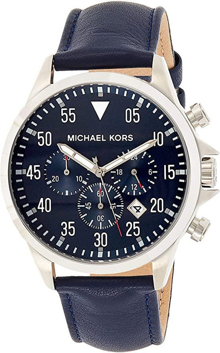 MICHAEL KORS MEN'S GAGE STAINLESS STEEL QUARTZ WATCH MK8617 - M&R Jewelers
