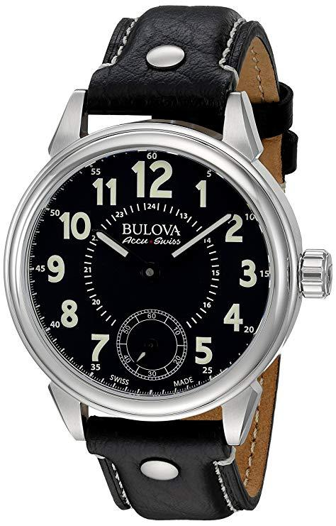 Bulova 'Gemini' Mechanical Hand Wind Watch - M&R Jewelers