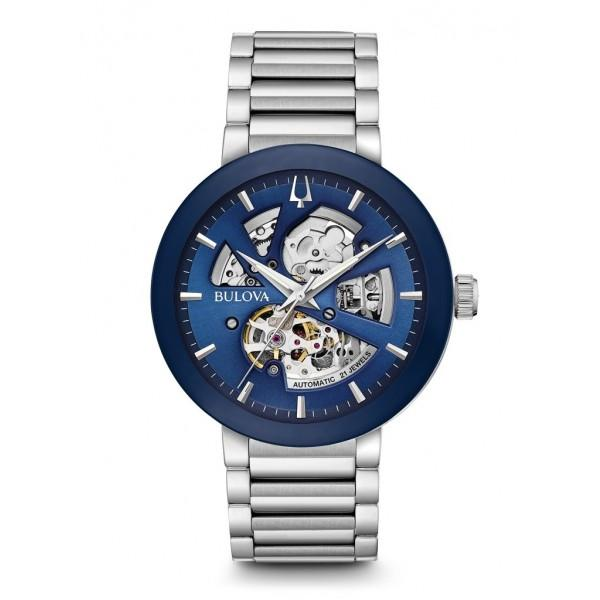 MEN'S MODERN AUTOMATIC WATCH 96A204 - M&R Jewelers