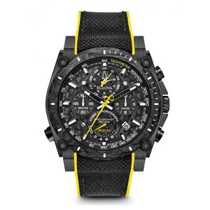 MEN'S PRECISIONIST CHRONOGRAPH WATCH 98B312 - M&R Jewelers