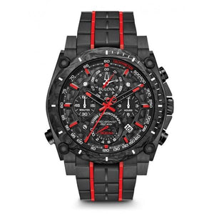 MEN'S PRECISIONIST CHRONOGRAPH WATCH 98B313 - M&R Jewelers
