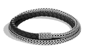 Classic Chain Triple Wrap Bracelet - M&R Jewelers