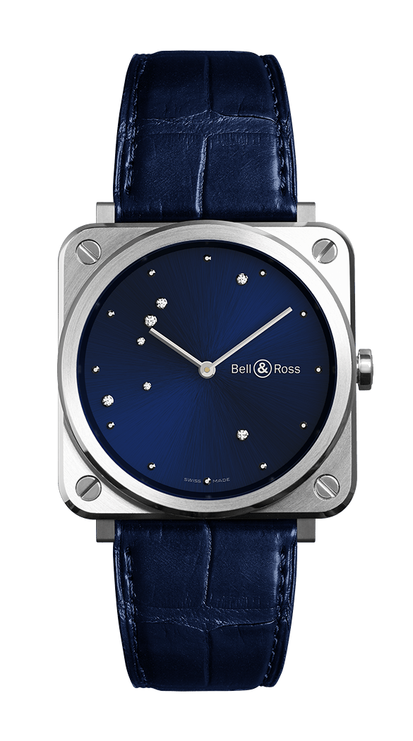 BR S BLUE DIAMOND EAGLE - M&R Jewelers