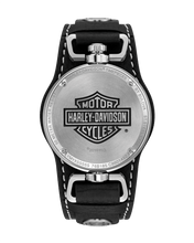 Load image into Gallery viewer, BULOVA HARLEY-DAVIDSON 76B185 - M&R Jewelers