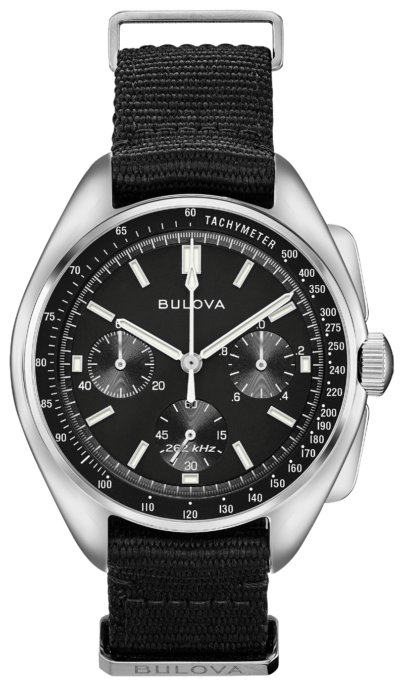 Bulova Special Edition Lunar Pilot Chronograph - M&R Jewelers
