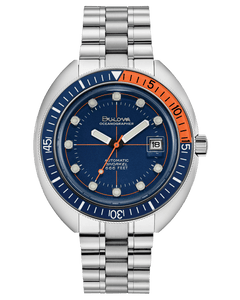 BULOVA OCEANOGRAPHER 96B321 - M&R Jewelers