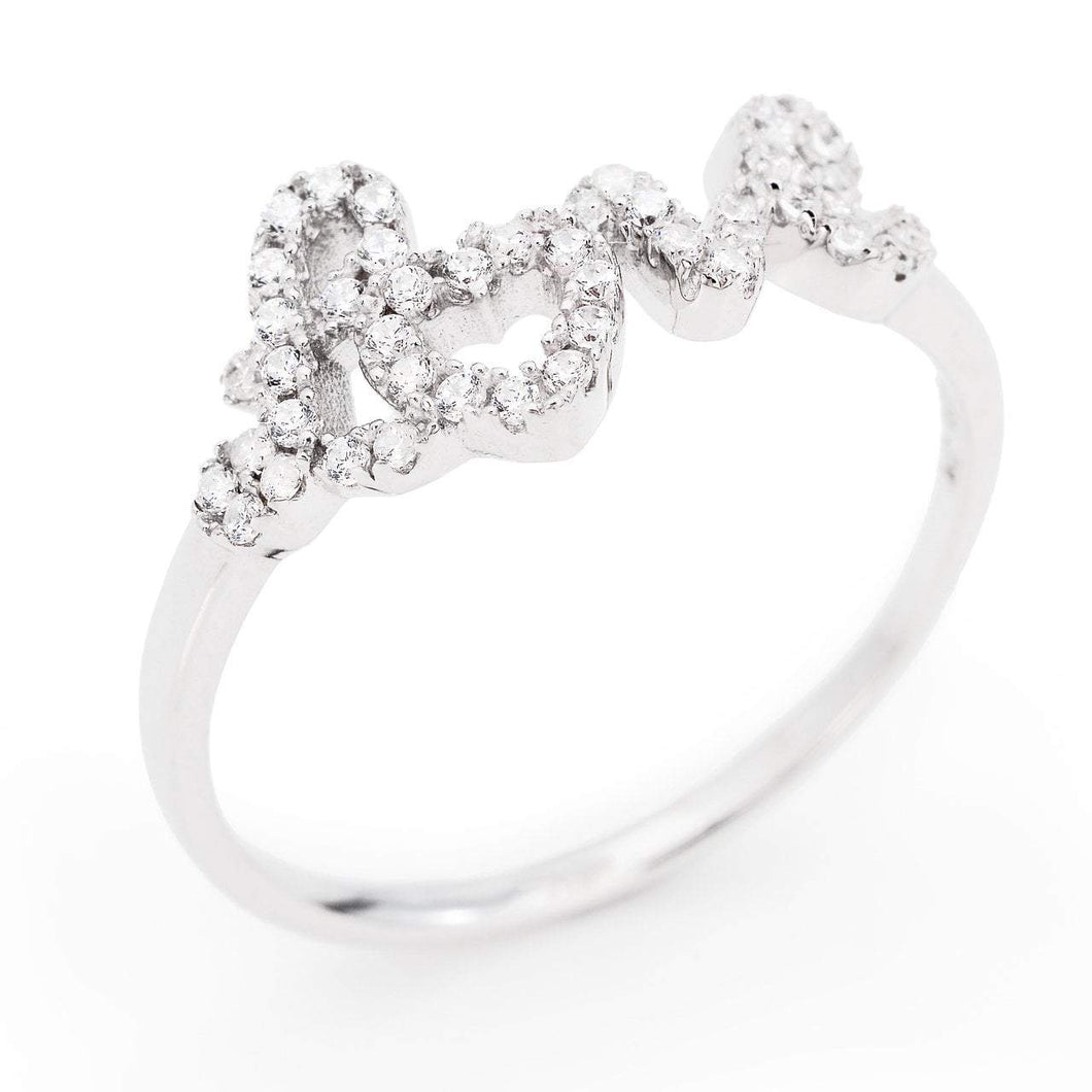 Tes Sterling Silver Ring - M&R Jewelers