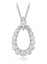 Load image into Gallery viewer, AERIAL REGAL TEARDROP PENDANT - M&R Jewelers