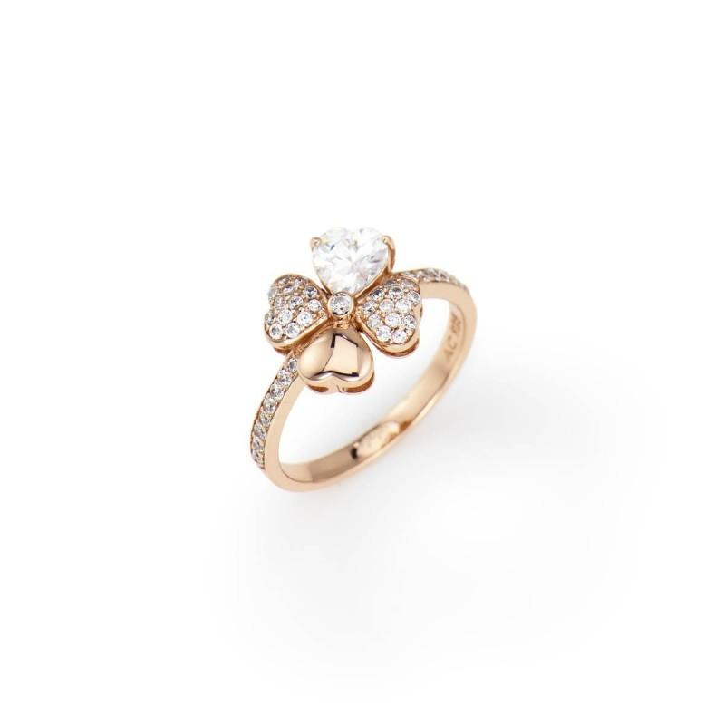 AMEN Quadricuore ring - M&R Jewelers