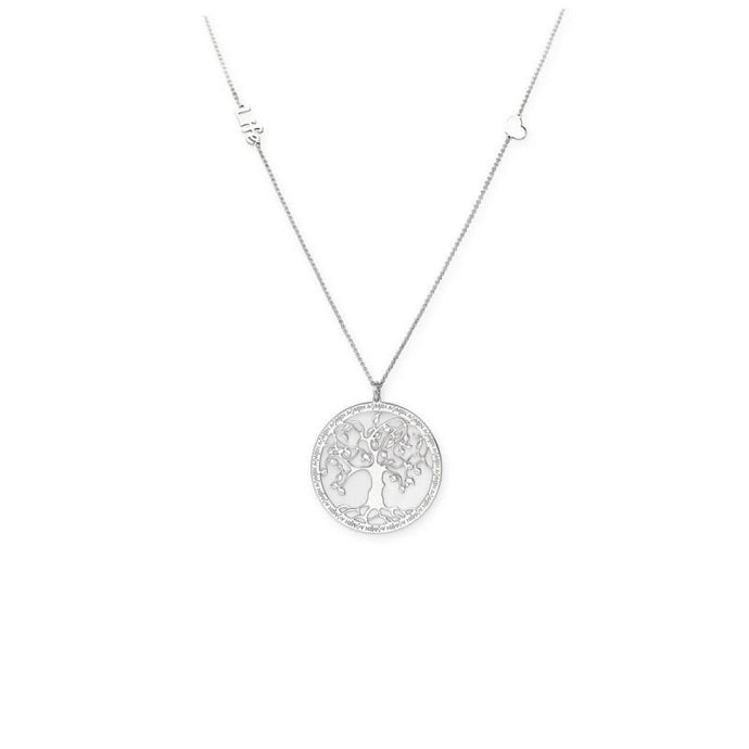 Necklace Life Tree Hearth - M&R Jewelers