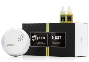 NEST PURA SMART HOME FRAGRANCE DIFFUSER SET