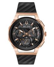 Load image into Gallery viewer, BULOVA CURV 98A185
