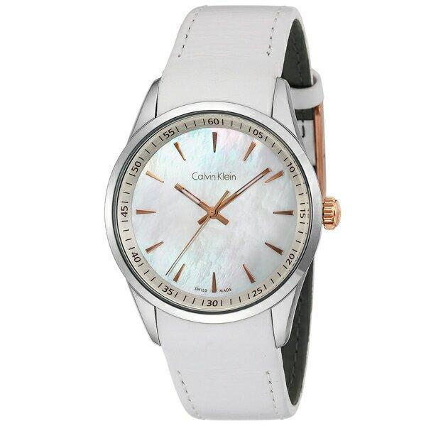 BOLD WHITE MOTHER OF PEARL DIAL WATCH - M&R Jewelers