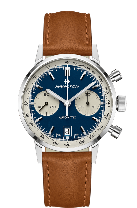 AMERICAN CLASSIC INTRA-MATIC AUTO CHRONO - M&R Jewelers