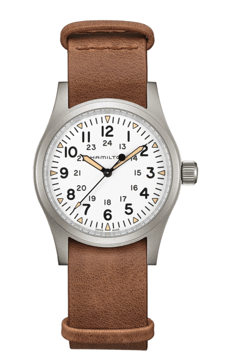 KHAKI FIELD MECHANICAL H69439511 - M&R Jewelers