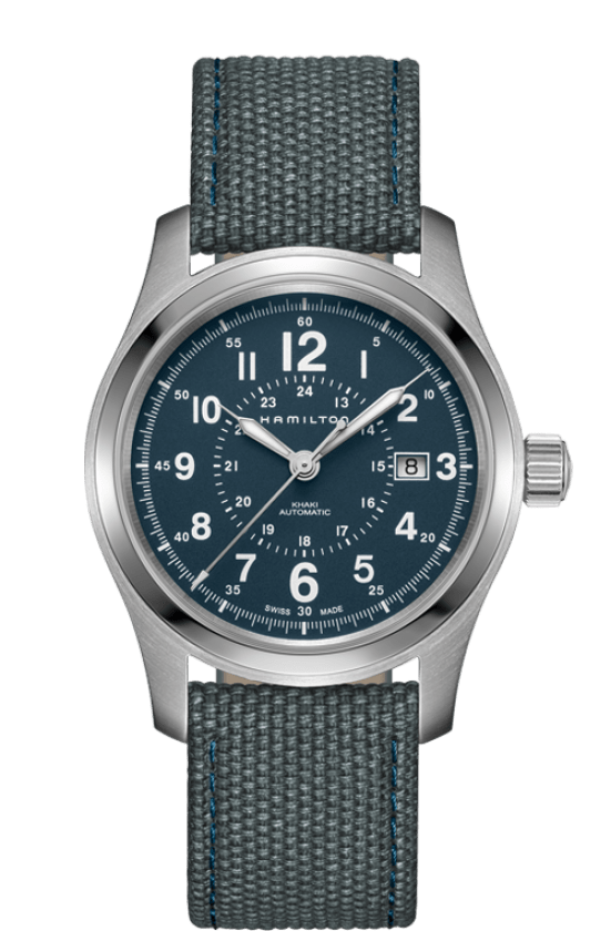 KHAKI FIELD AUTO AUTOMATIC WATCH - M&R Jewelers