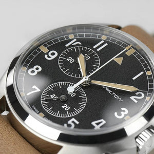 KHAKI AVIATION PILOT PIONEER CHRONO QUARTZ - M&R Jewelers