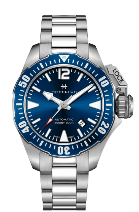 KHAKI NAVY NAVY FROGMAN AUTO - M&R Jewelers