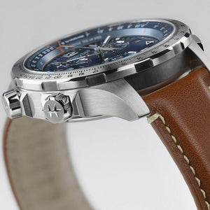 KHAKI AVIATION X-WIND GMT CHRONO QUARTZ - M&R Jewelers