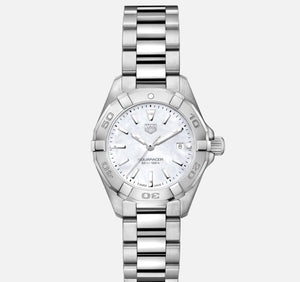 Tag Heuer-Aquaracer Quarz Mother Of Pearl Dial