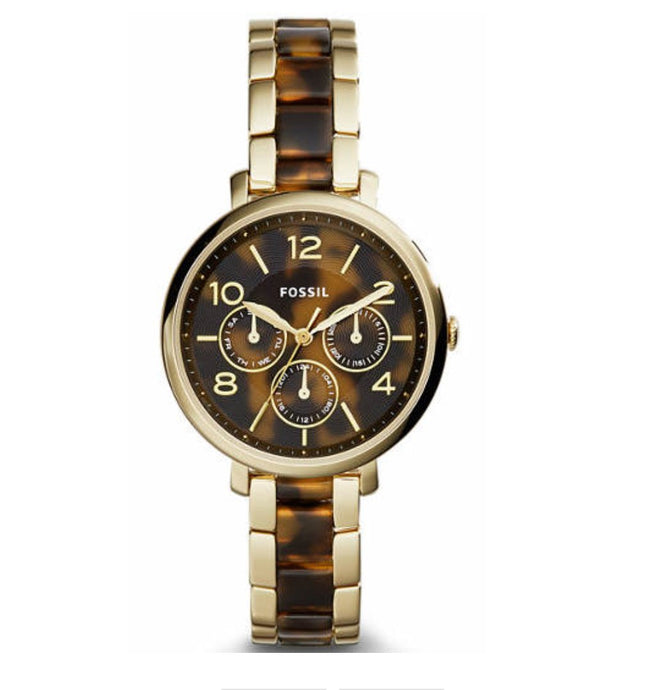 Fossil  Jacqueline Multifunction Steel Watch-ES3925