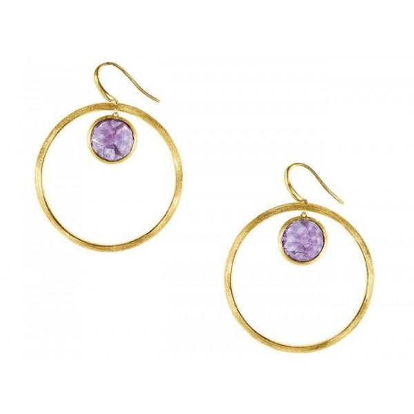 MARCO BICEGO JAIPUR COLOR AMETHYST EARRING - M&R Jewelers