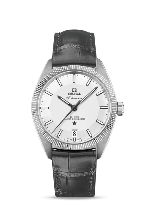 OMEGA CONSTELLATION GLOBEMASTER OMEGA CO‑AXIAL MASTER CHRONOMETER 39 MM - M&R Jewelers