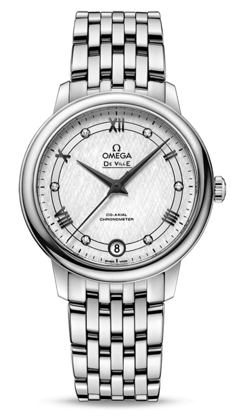 OMEGA DE VILLE PRESTIGE CO‑AXIAL 32.7 MM - M&R Jewelers