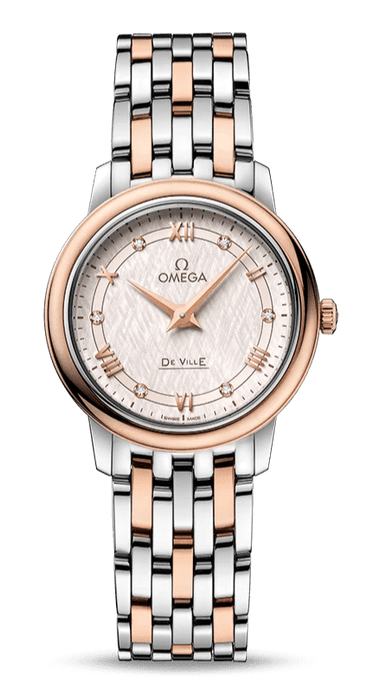 OMEGA DE VILLE PRESTIGE QUARTZ 27.4 MM - M&R Jewelers
