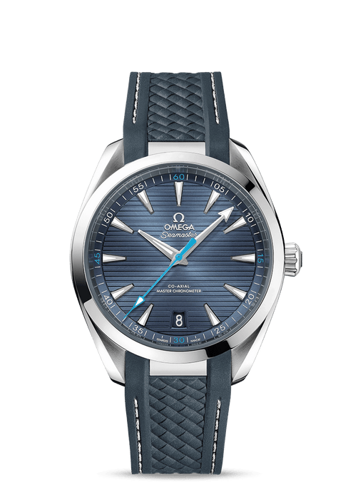 OMEGA AQUA TERRA 150M CO‑AXIAL MASTER CHRONOMETER 41 MM - M&R Jewelers
