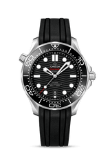 Load image into Gallery viewer, SEAMASTER DIVER 300M OMEGA CO‑AXIAL MASTER CHRONOMETER 42 MM 210.32.42.20.01.001