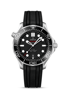 SEAMASTER DIVER 300M OMEGA CO‑AXIAL MASTER CHRONOMETER 42 MM 210.32.42.20.01.001