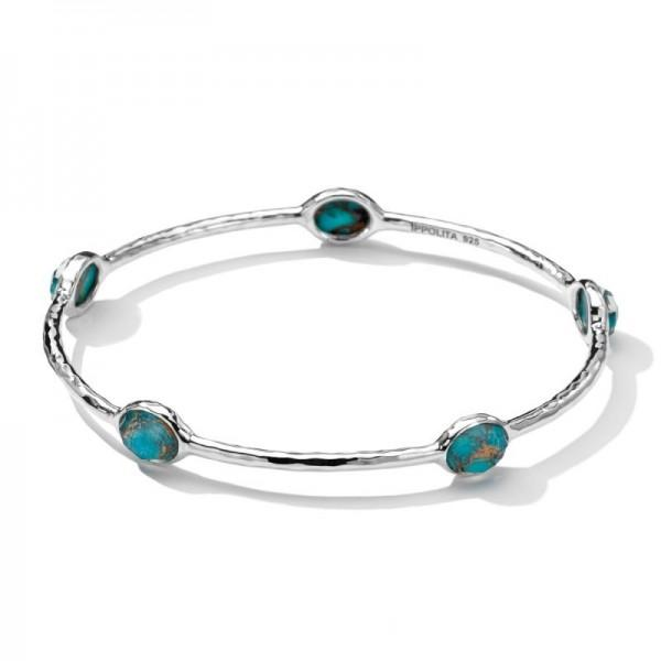 IPPOLITA BANGLE IN STERLING SILVER - M&R Jewelers